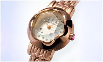 ジルスチュアートの時計Ringの感想。