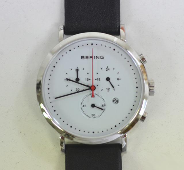 ベーリングの時計クロノグラフ10540-404