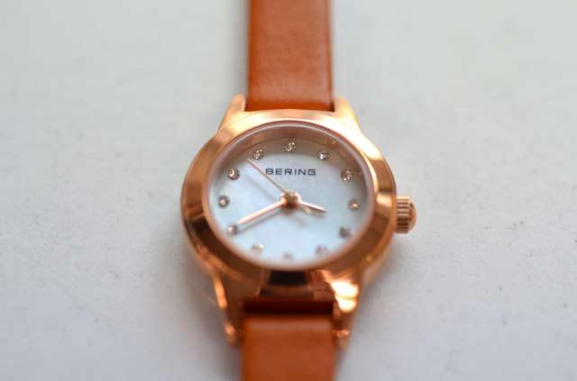 ベーリングの腕時計、スワロフスキー