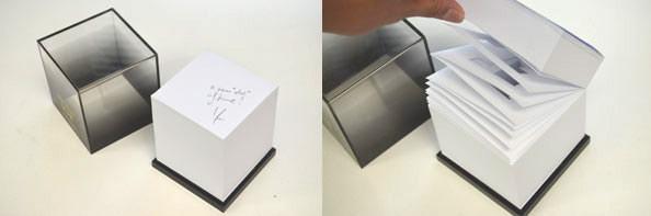 イッセイミヤケisseymiyakeの時計ビューの箱