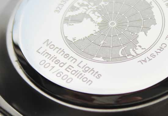 ベーリングの時計 シリアルナンバー ノーザンライツ