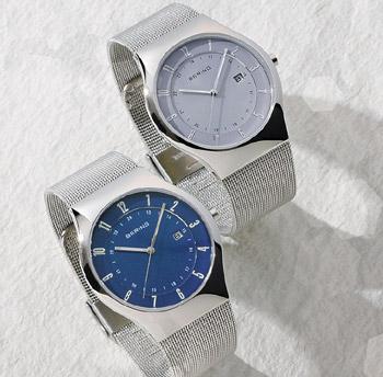 ベーリングのソーラー14440-078と14440-0043腕時計