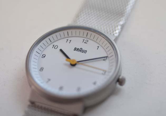 ブラウンのレディース、腕時計の感想