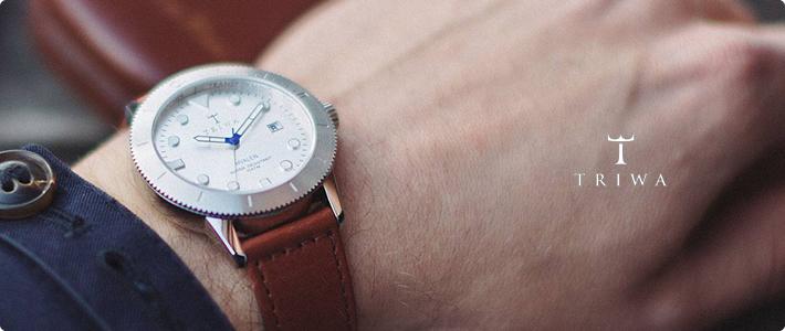 TRIWA【トリワ】の腕時計HVALEN【バーレン】の感想