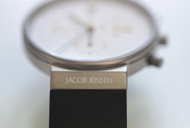 JACOB JENSENヤコブイェンセンの腕時計クロノグラフの感想