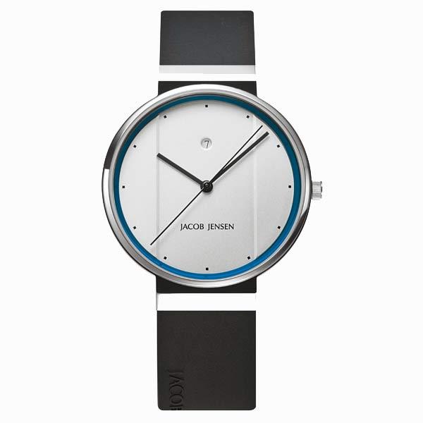 JACOB JENSEN ヤコブ イェンセンのNEWの腕時計の評価