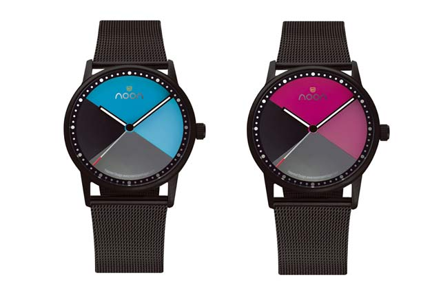 noonヌーンの腕時計の人気の色、評判