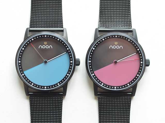 ヌーンnoonの時計の評価