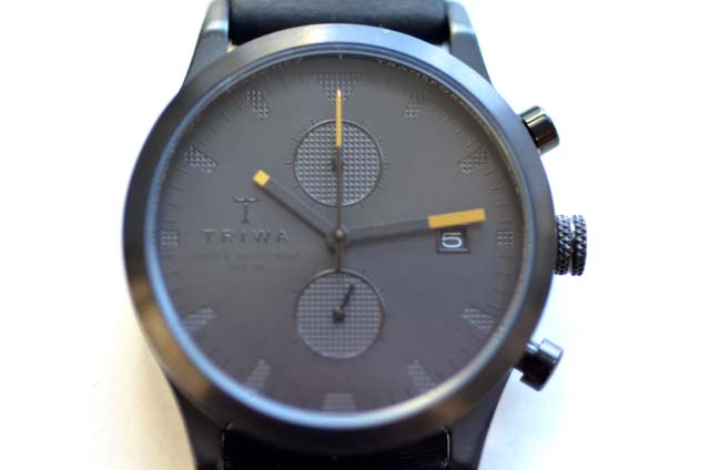 TRIWAトリワの腕時計ブラックSort of Blackの感想