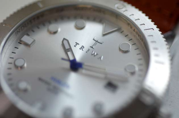 TRIWA【トリワ】の腕時計HVALEN【バーレン】のインデックス