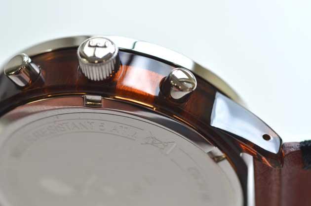 TRIWAトリワの腕時計NEVILネヴィルのレビュー