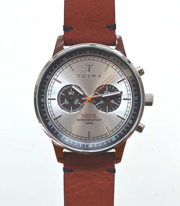 TRIWAトリワの腕時計NEVILネヴィルのベルト