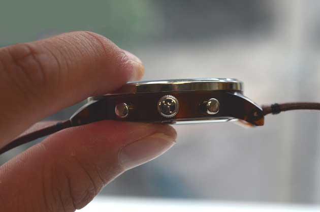 TRIWAトリワの腕時計NEVILネヴィルの大きさ