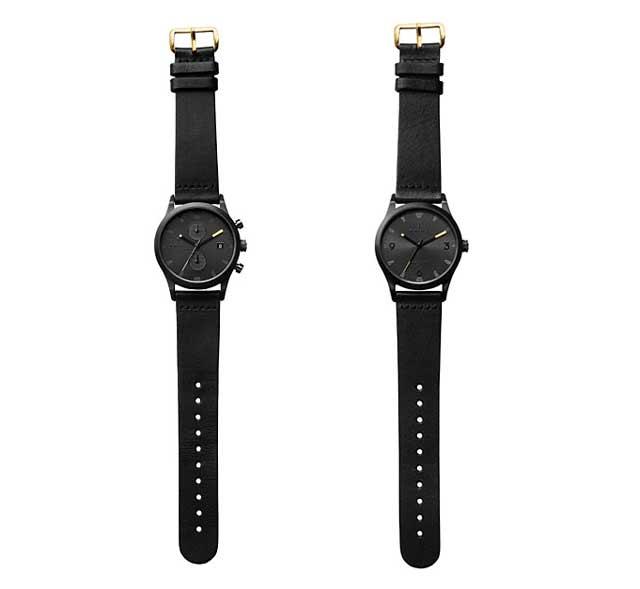 トリワの腕時計ブラックSort of Blackの感想 LCST105-CL010113  LAST110-CL010113