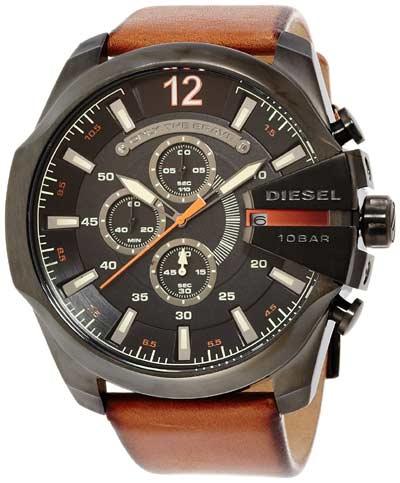お勧めカジュアル腕時計ブランド、ディーゼル