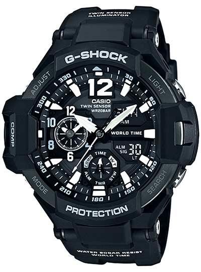 人気カジュアル腕時計g-shock