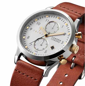 トリワの腕時計ランセンクロノの評価