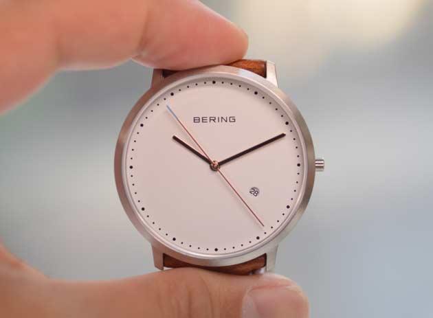 シンプルな時計ベーリングBERING11139−504