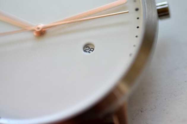 ベーリングBERINGシンプルな時計11139−504
