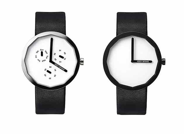 イッセイミヤケの時計TWELVE,SILAP002,SILAP008