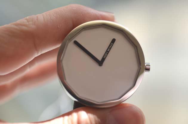 イッセイミヤケの時計twelveトゥエルブSILAP001の評価