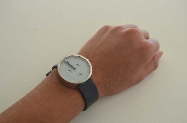 イッセイミヤケ深澤直人の時計の感想