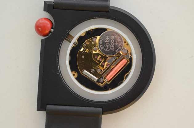 Lipリップの時計 MACH 2000ムーブメント