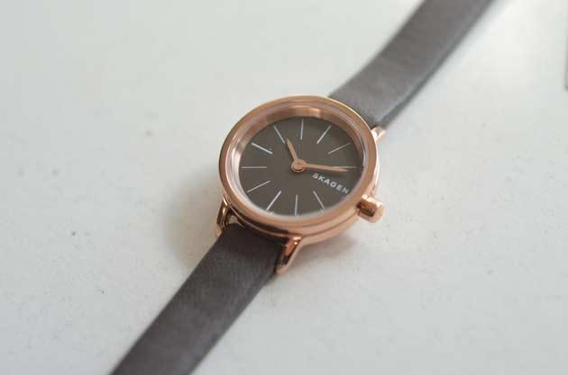 シンプルなレディース時計SKW2359スカーゲンSKAGENお勧め