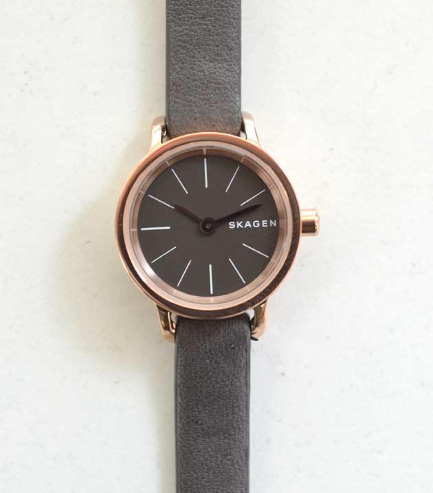 レディース腕時計SKW2359スカーゲンSKAGENのシンプルでお勧め仕事用
