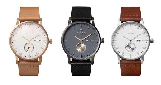 トリワTRIWAの時計FALKEN / ファルケン