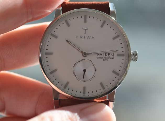 トリワTRIWAの時計FALKENファルケンのFAST103-CL010212