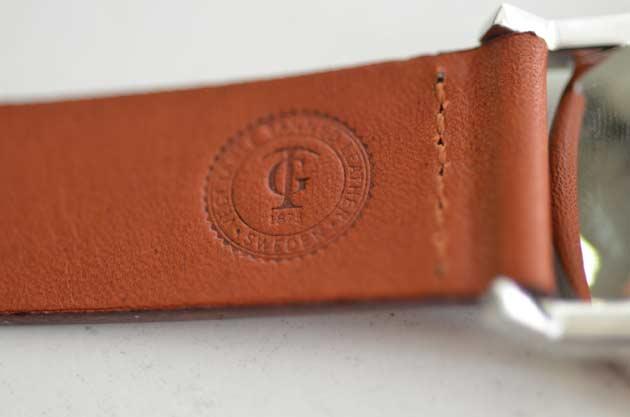 トリワの時計ファルケンのベルト