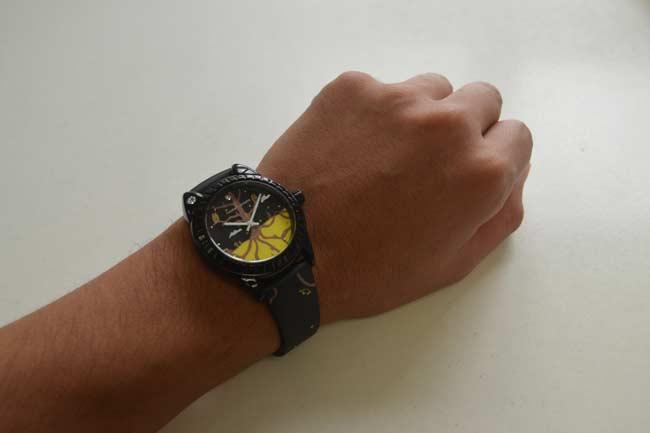 ツモリチサトtsumori chisatoの腕時計限定モデル