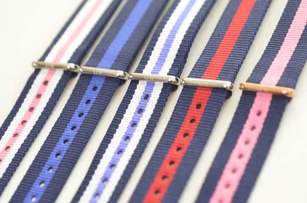 ダニエルウェリントンのベルトの色、人気、お勧め