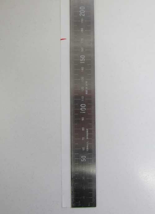 腕のサイズの測り方
