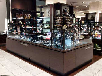 ダニエルウェリントンの時計、名古屋で買える店