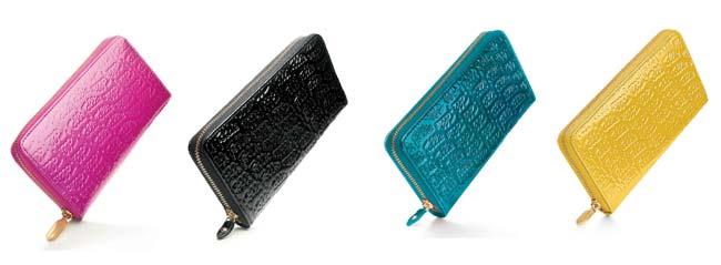 フォリフォリの財布色
