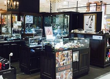 ダニエルウェリントンの天神、福岡のお店