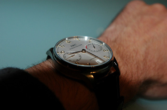 IWCのオーバーホールの料金が安く口コミが良い時計店!