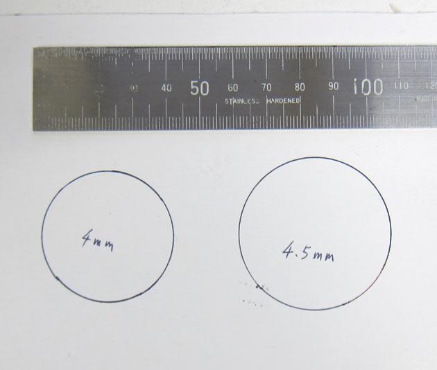 ブリラミコの大きさやサイズ