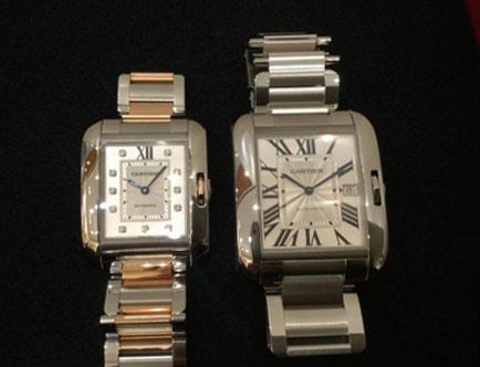 カルティエの時計タンクの評価や失敗しない選び方