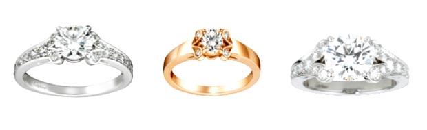 カルティエ 婚約指輪 バレリーナ