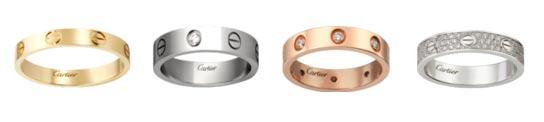 カルティエ 指輪 LOVE