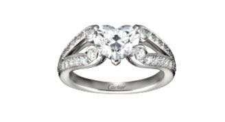 カルティエ 結婚指輪 ユアマイン