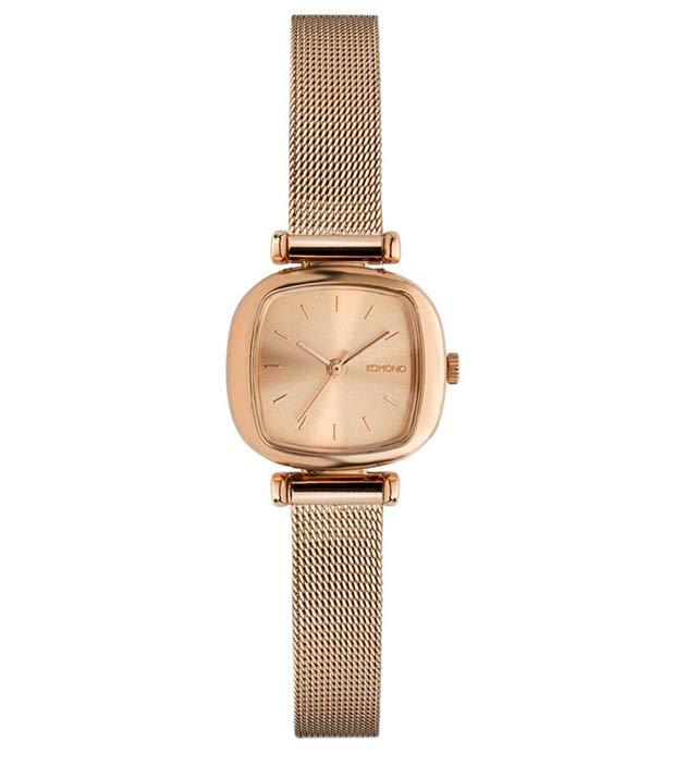 コモノの時計マネーペニーロイアル ピンクゴールド