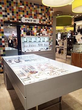 コモノの時計の取り扱い店舗東京