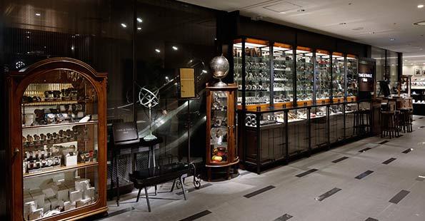 東京でコモノの時計を売ってるお店