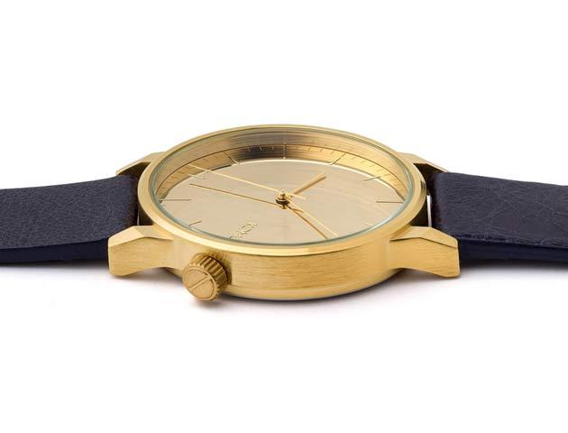 コモノの時計ウィンストンのゴールド