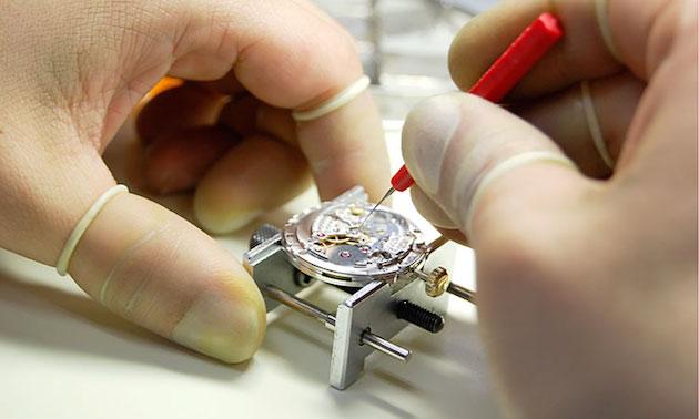 東京で時計の修理やオーバーホールの評判の良いおすすめのお店
