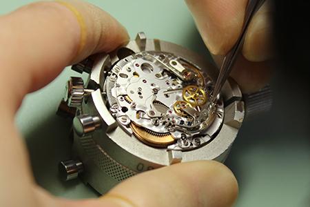 大阪時計の修理やオーバーホール